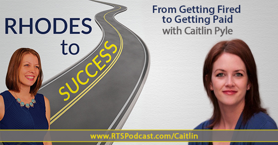 Caitlin Pyle Rhodes to Success