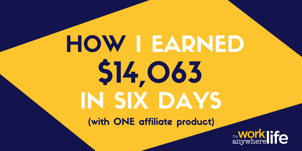 Think affiliate marketing is a scam? Not if you do it right!